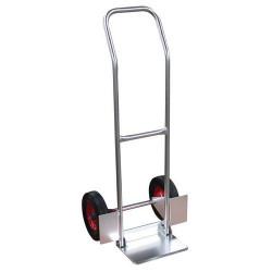 Diable aluminium Roues caoutchouc Force 200 kg A154380 NEUF déclassé
