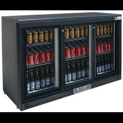 Vitrine réfrigérée pour boisson  3 portes vitrées coulissantes AFI COLLIN...
