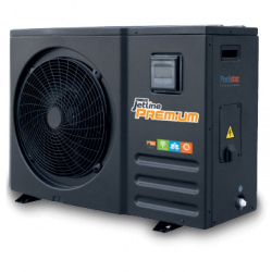 Pompe à chaleur de piscine monophasée 13 kW POOLSTAR Jetline Premium 130...