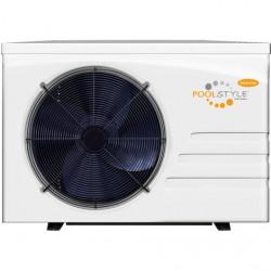 Pompe à chaleur de piscine monophasé 20 kW POOLSTYLE GHD-150-0298 NEUVE...