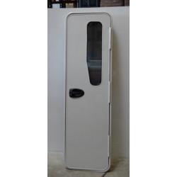 Porte d'entrée avec 2 stores intégrés pour camping-car RAPIDO Type 996M de...