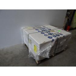 Lot de 20 panneaux isolants pour plancher chauffant (24m²) ACOME Elea...