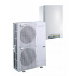 Ensemble de pompe à chaleur air - eau reversible  11kW OERTLI (Groupe De...