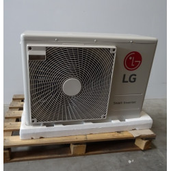 Unité extérieure de climatisation inverter monophasée mono-split 5 kW LG...