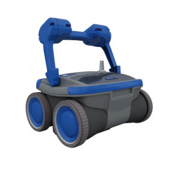 Robot de piscine avec 4 roues motrices ASTRALPOOL R5 NEUF