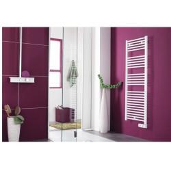 Radiateur sèche serviettes électrique 1000 W ATLANTIC 2012 831110 NEUF déclassé