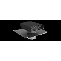 Chapeau de toiture métallique  diamètre 400 mm  ALDES CTM 400 NEUF déclassé