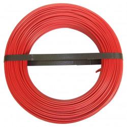 Couronne de 100 m de fil électrique rigide H07V - U  - SECTION FIL  1x2.50 m²...