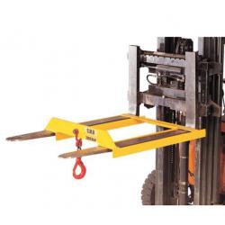 Crochet de levage pour chariot élévateur à fourche force 3000 kg A030010 NEUF