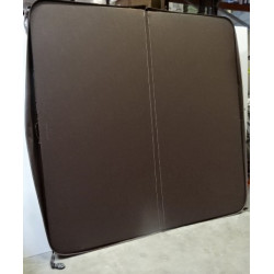 Couverture  pour spa 213 x 213 cm CALDERA SPAS Tahitian  couleur chocolat  NEUVE