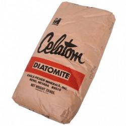 20 kg de diatomite pour filtration à diatomées de piscine CELATOM NEUF