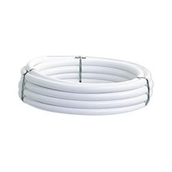 Couronne de  50 m de tuyau  spirale souple en pvc  pour piscine et...
