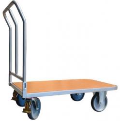 Chariot desserte à dossier repliable capacité 400 kg FIMM A264426 NEUF Déclassé