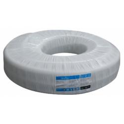 Couronne de 50 m de tuyau spiralé pour piscine  diamètre ext 50 mm IDROFLEX...