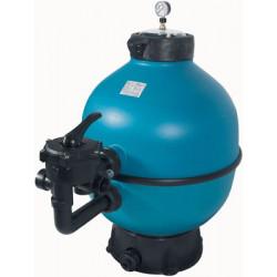 Filtre à sable D 600 mm  Libra 620 6 LT side  ESPA NEUF