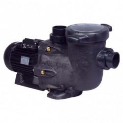 Pompe de filtration pour piscine monophasée 2 vitesses 23.5 m3/h   1.5 cv...