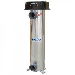 Stérilisateur ultraviolet pour traitement eau de piscine 110 W 17 m3/h   en...