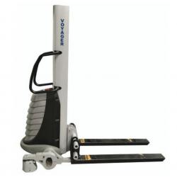 Gerbeur semi-électrique 500 kg Levée 1600 mm ADVANCED Voyager  NEUF
