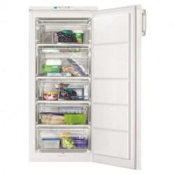 Congélateur armoire 4 tiroirs + 1 abattant  pose libre 168 L  FAURE...