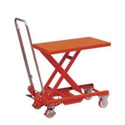 Table élévatrice mobile  capacité 150 kg  A240339 NEUVE