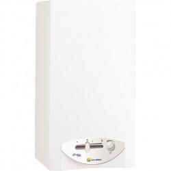 Chauffe eau  gaz naturel sortie cheminée  7 à 18.4 kW  ELM LEBLANC Ondéa...