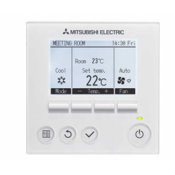 Télécommande filaire pour climatiseur MITSUBISHI PAR-33MAA NEUVE