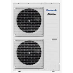 Unité extérieure de pompe à chaleur  Air / Eau réversible 12 kW triphasée...