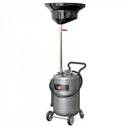 Aspirateur - Récupérateur huile usées mobile 70 L LURO 4986 NEUF Déclassé