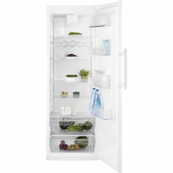 Réfrigérateur  pose libre 1 porte 387 L  A++  ELECTROLUX ERF4113AOW NEUF...