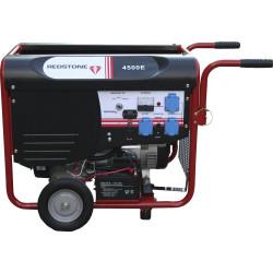 Groupe éléctrogène mobile à essence 4000 W  3 cv REDSTONE R4500 NEUF