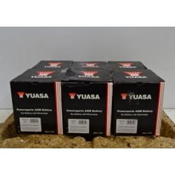 Batterie pour moto 12v 30Ah 400A YUASA YIX30L-BS NEUVE