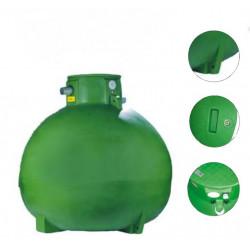 Cuve à eau 5000 litres à enterrer utilisation maison et jardin ET05000P...