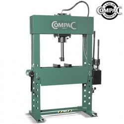 Presse d'atelier à réglage pneumatique 100 T COMPAC HP100 G4 NEUVE déclassée