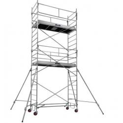 Echafaudage mobile Hauteur de travail 8.20 m DUARIB Roll Star 20006 NEUF