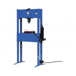Presse d'atelier hydraulique à assistance pneumatique  20 T AC HYDRAULIC...