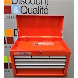 Caisse à outils - Coffre métallique  6 tiroirs FACOM BT C6TA NEUF déclassé