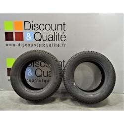 Lot de  2 pneus pour utilitaire et van MICHELIN Agilis 51   215 65R 16C...