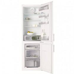 Réfrigerateur combiné  pose libre 315 L  A++ BRANDT  BFC8632NW NEUF déclassé