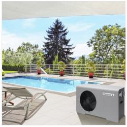 Pompe à chaleur de piscine réversible  8 kW THERMOR Aeromax piscine 2  297108...