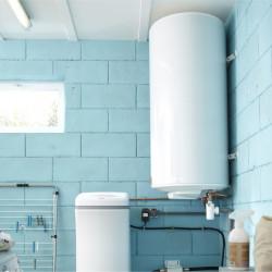 Chauffe-eau électrique vertical mural stéatite 200 L EQUATION 851328 NEUF