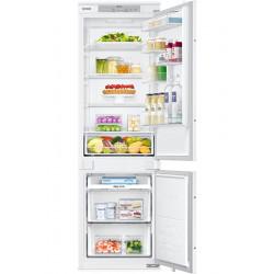 Réfrigérateur combiné encastrable 268 L A+  SAMSUNG BRB260010WW NEUF déclassé