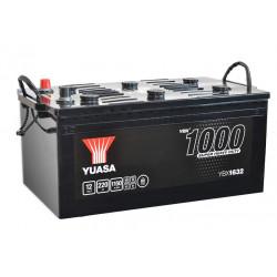 Batterie pour camion utilitaire 12 V 220 ah YUASA YBX 1632 NEUVE