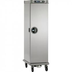 Armoire mobile de maintien de température inox GN1/1 20 niveaux 284 L  1215 W...