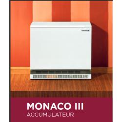 Radiateur à accumulation -  accumulateur  3 kW THERMOR MONACO 3 497434  NEUF...