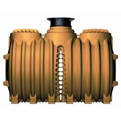 Cuve fosse toutes eaux 4800 Litres EW4 modèle d'exposition ( accessoires non...