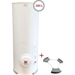 Chauffe-eau 300 L BULEX mono ou triphasé sur socle (stable) E/SD F300 BT NEUF