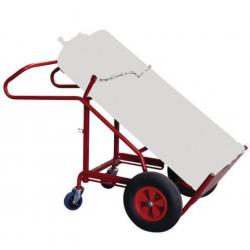 Chariot Diable porte porteilles avec béquille escamotable Force 250 kg  FIMM...