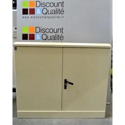 Armoire  électrique standart urbaine en aluminium 2 vantaux 150 x 80 cm...