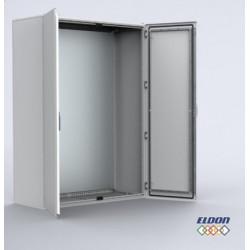 Armoire electrique monobloc 2 portes  2000x1600x500 mm  ELDON MKD20165R5 NEUVE