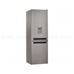 Réfrigérateur Congélateur pose libre 315  L avec distributeur eau Couleur...
